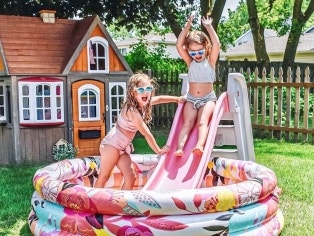 Creating a Safe Outdoor Play Area