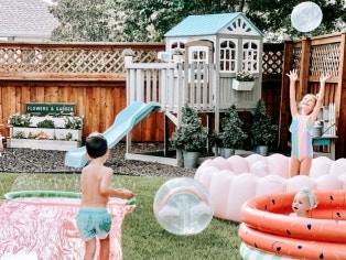 Outdoor Water Play Ideas for Kids