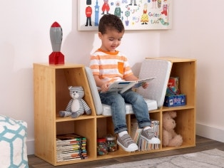 Ideas for Setting up a Kids Reading Corner