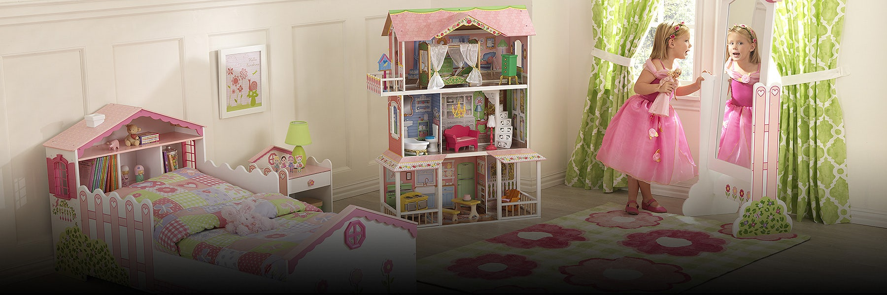 Dollhouse Collection