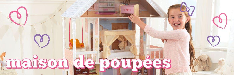 Maisons pour poupées