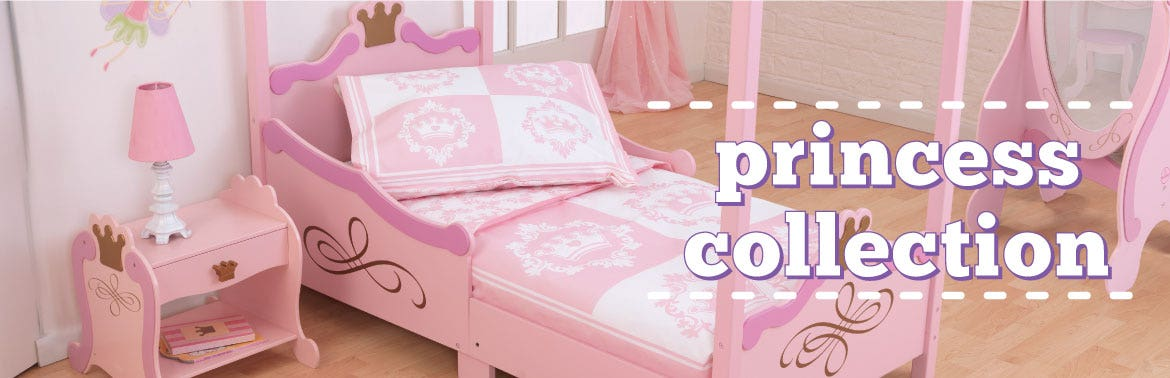 Princess Bed Princess Bedroom Sets Kidkraft