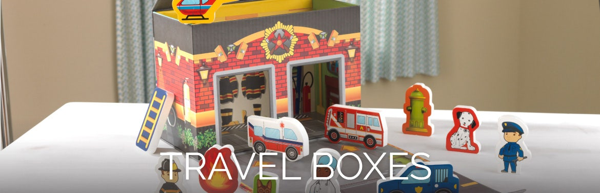 Travel Boxes