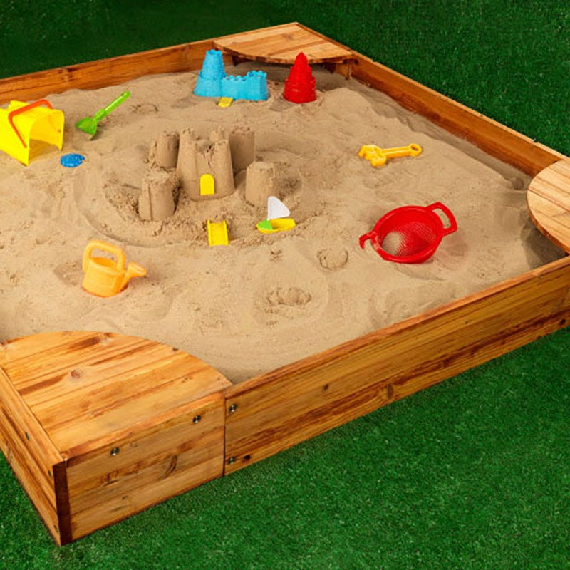 Large enough for children to play together