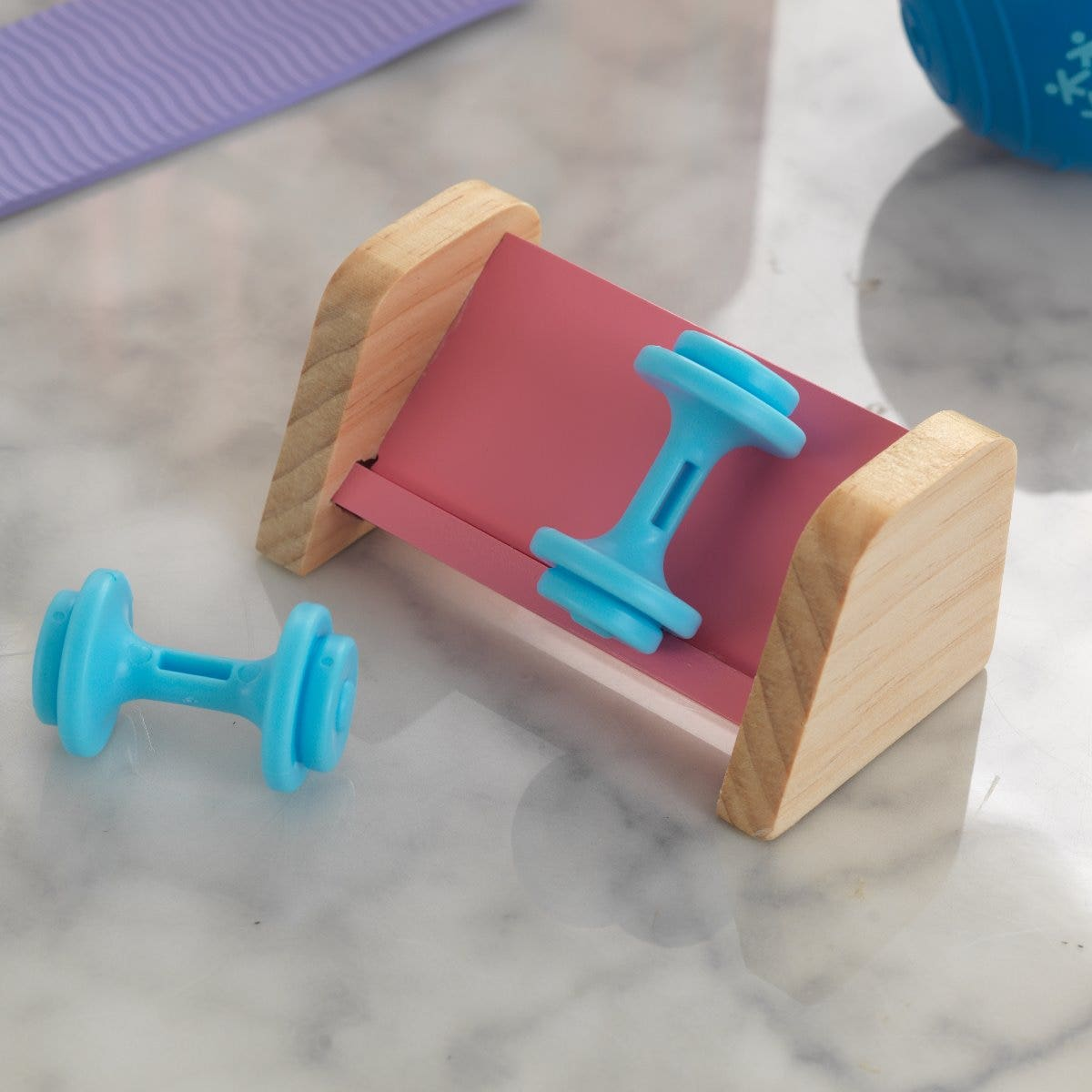 2 dumbbell weights
