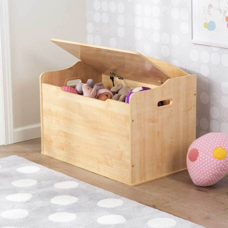 Helps keep bedrooms tidy and organized
