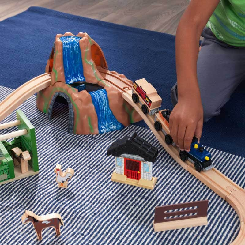 Open-ended play encourages creativity