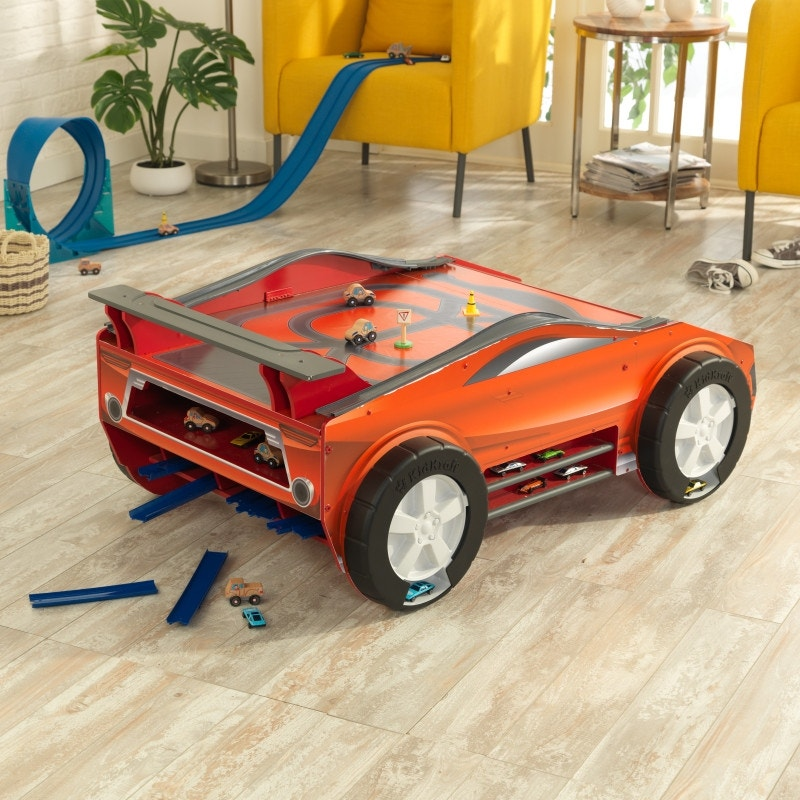 Great to use with diecast cars
