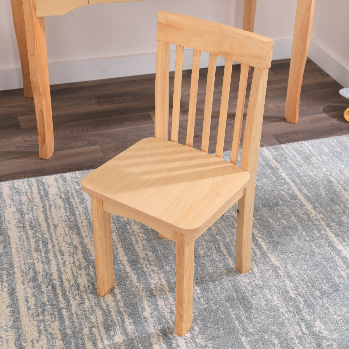 Chair included