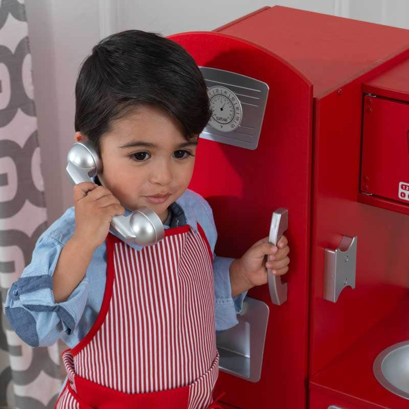 Cordless phone with hands-free clip