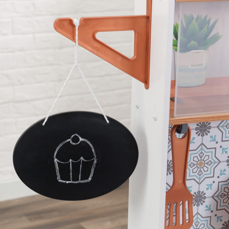 Hanging chalkboard sign (chalk not included)