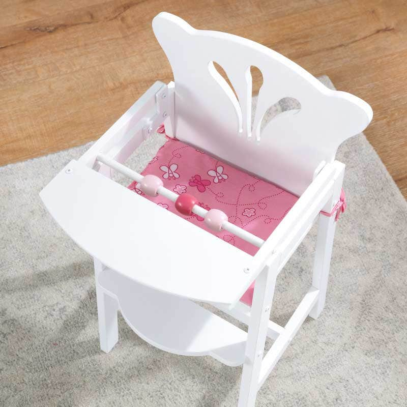 Give your child an elegant accessory for their dolls! Young children and toddlers of all ages will have fun roleplaying and playing pretend with this classic furniture accessory - the perfect Christmas gift or Birthday present