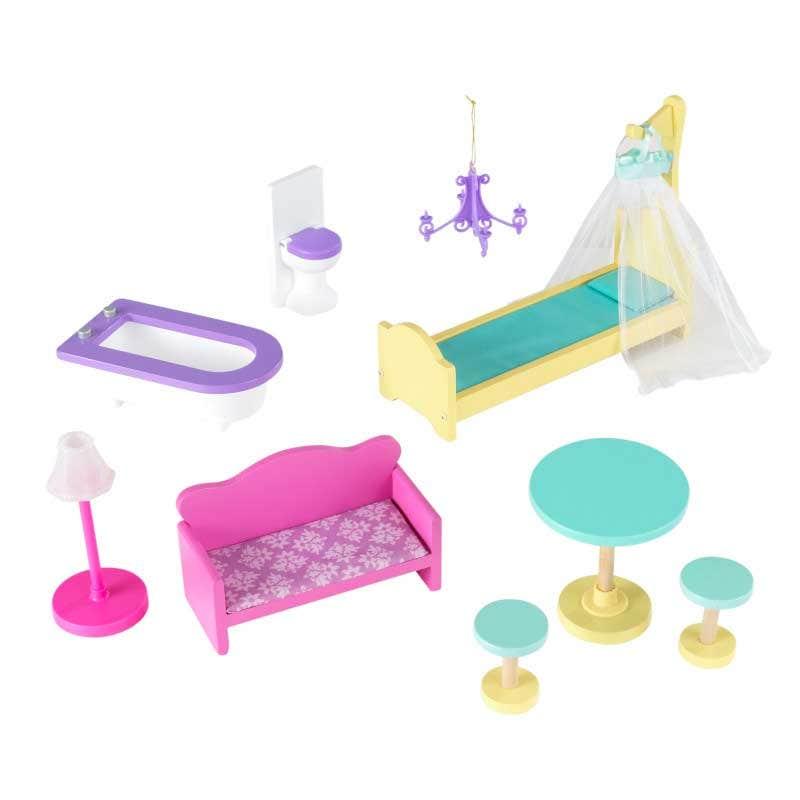 9-piece accessory kit
