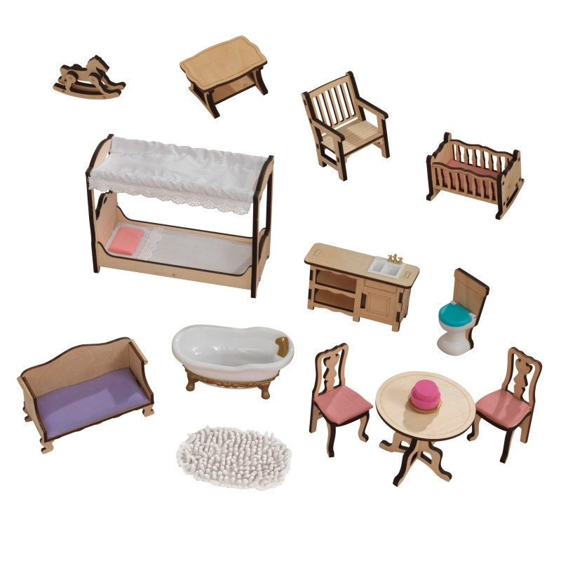 14-piece furniture and accessory set