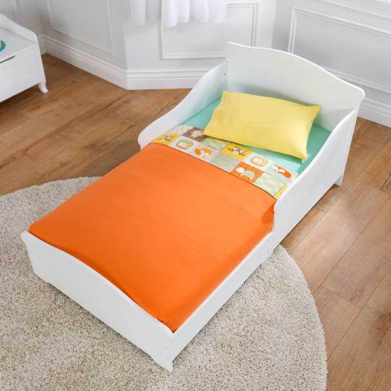 Mattress is same size as crib mattresses