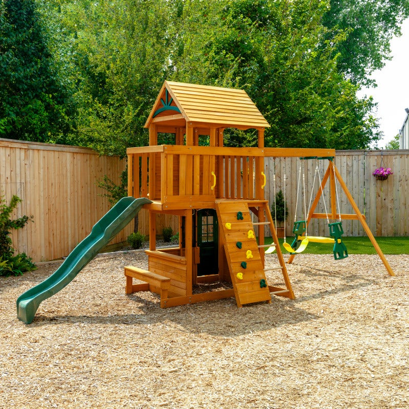 Ashberry Wooden Playsetd