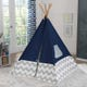Deluxe Play Teepee - Navy