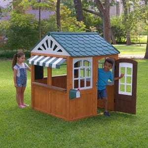 Garden View Outdoor Playhouse