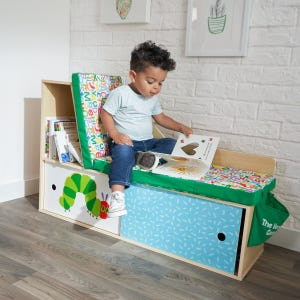 World of Eric Carle™ Caterpillar Corner Reading Nook