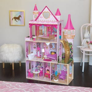 Rose Garden Castle with EZ Kraft Assembly™