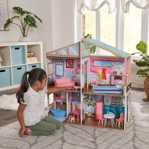 Enchanted Forest Dollhouse