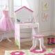 Dollhouse Vanity & Stool