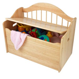 Limited Edition Toy Box - Natural