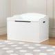 Austin Toy Box - White