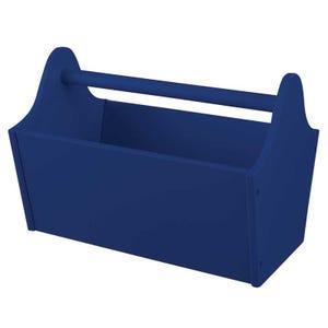 Toy Caddy - Blue