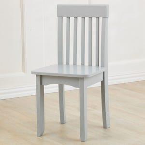 Avalon Chair - Grey Fog