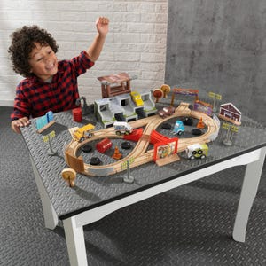 Disney® Pixar Cars 3 50 Piece Thunder Hollow Track Set