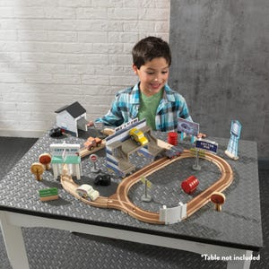 Disney® Pixar Cars 3 50 Piece Thomasville Track Set