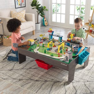 My Own City Vehicle e Activity Table con EZ Kraft Assembly™