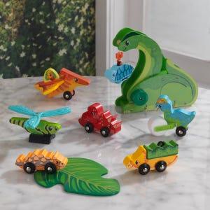 Adventure Tracks™ Dino World: Prehistoric Pals Pack