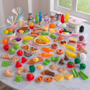 Ultimate Play Food & Cookware Set