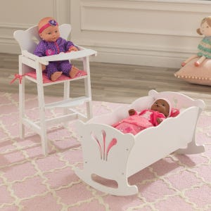 Lil' Doll 2-pc. Play Furniture Set