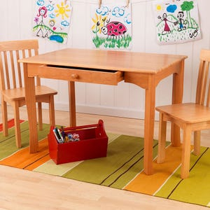 Avalon Table & Chair Set - Honey