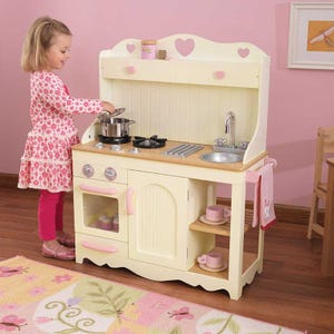 Prairie Play Kitchen