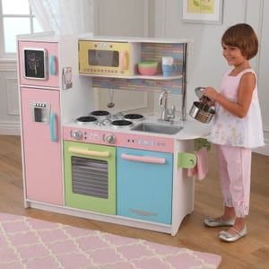 Uptown Pastel Play Kitchen
