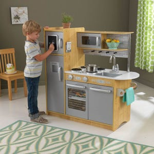 Uptown Natural Play Kitchen