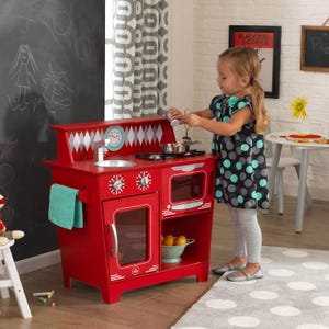 Classic Kitchenette - Red