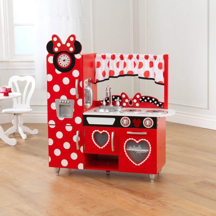 Cocina De Juguete Vintage Disney Jr Minnie Mouse