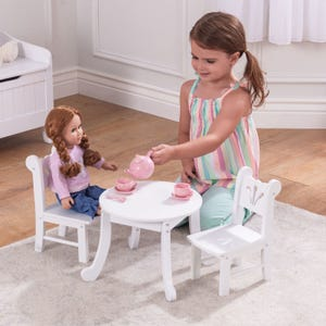 Lil Doll Table & Chair Set