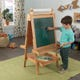 Deluxe Wooden Easel - Natural