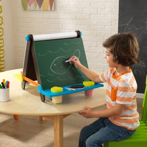 Tabletop Easel - Espresso with Brights