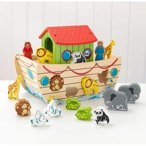 Ark van Noach vormsorteerder
