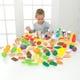 Deluxe Tasty Treats Pretend Play Food