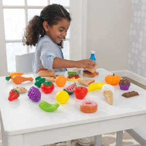 30-pc Play Food Set
