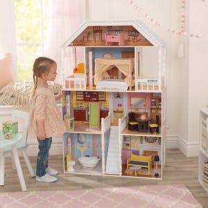 KidKraft Savannah Wooden Dollhouse