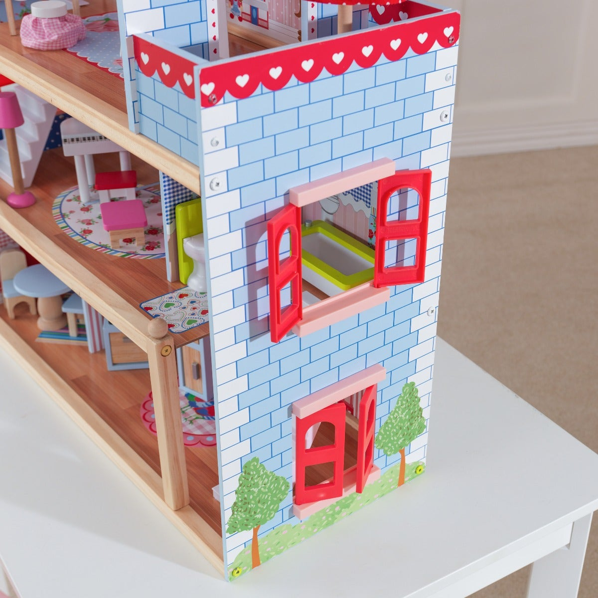 Chelsea Doll Cottage